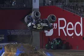 monster truck jam phoenix monster jam delivers energy to the valley