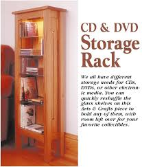 Dvd Holder Woodworking Plans by 27 Amazing Woodworking Plans Cd Rack Egorlin Com