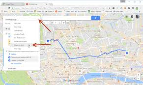Google Map Route by Google Map Routes In Power Bi Thebibutler
