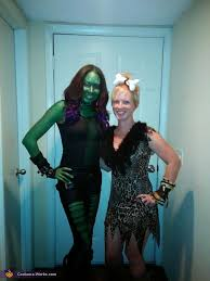 gamora costume guardians of the galaxy gamora costume photo 5 5