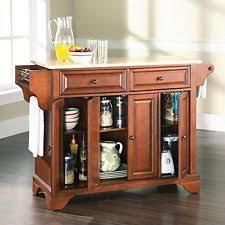 cherry kitchen island cherry kitchen islands kitchen carts ebay