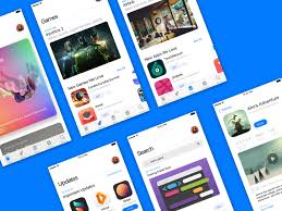 ios 11 app store sketch freebie download free resource for