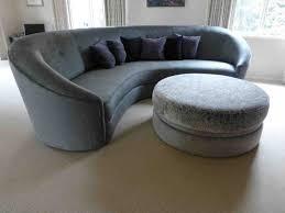 sofa weiãÿ gã nstig 31 best curved sofa images on curved sofa sofas and
