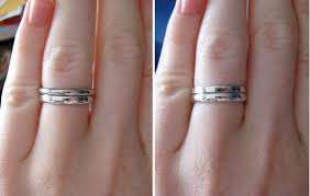 2mm wedding band 2mm wedding band with 3mm e ring pricescope forum