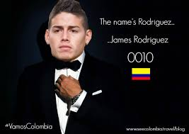 Meme Blog - james rodriguez bond meme colombia travel blog by see colombia travel