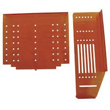 Rona Kitchen Design Orange Plastic
