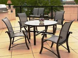Cast Aluminum Patio Dining Sets - top patio dining sets ideas