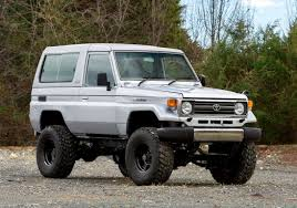 land cruiser toyota lt1 swapped 1991 toyota land cruiser hj73 bring a trailer