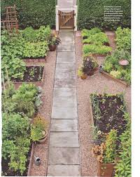 Rock Vegetable Garden Lovely Rock And Stepping Path In Raised Bed
