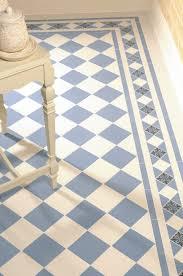 blue bathroom floor tile blue bathroom floor tile victorian geometric