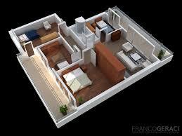 franco geraci portfolio 3d floorplans