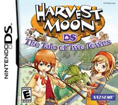 harvest moon harvest moon ds the tale of two towns ign com