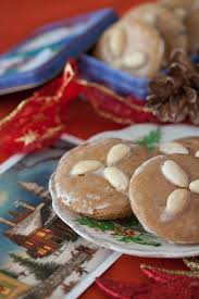 christmas cookies 2 lebkuchen german spice cookies with