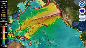 Earthquake Incident Map January 26 1700 A 9 0 Cascadia Subduction Zone Earthquake