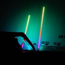 Whip Flag Genssi Led Whips Rgb Color Chasing Whip Flag Lights Atv Off Road