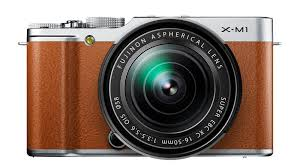 fuji x m1 review techradar