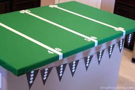 football party decorations football birthday party ideas photo 5 of football party decoration