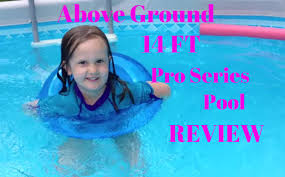 Intex Metal Frame Swimming Pools Review On Pro Series 14 U0027x42