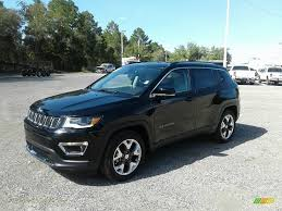 jeep limited black 2018 jeep compass limited in diamond black crystal pearl 136909