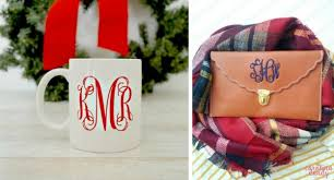 fash boulevard monogrammed gift ideas