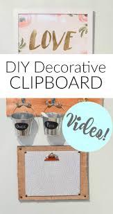 best 25 decorative clipboards ideas on pinterest decorated