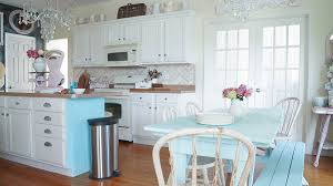 Painting Kitchen Cabinets Chalk Or Latex - White chalk paint kitchen cabinets