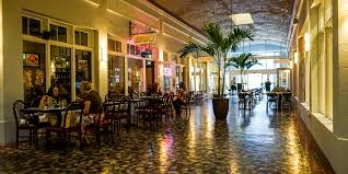 El Patio Restaurant Fort Myers Fl Fort Myers Hotels Hotel Indigo Ft Myers Dtwn River District Hotel