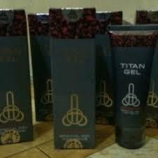 pesan antar toko resmi jual titan gel asli di semarang