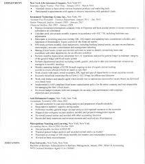 Insurance Representative Resume Resumes Krvc