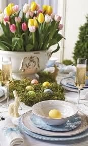 Easter Breakfast Table Decorations by 20 Easter Table Setting Ideas For A Festive Atmosphere
