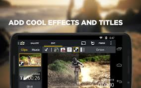 movie edit touch video android apps on google play