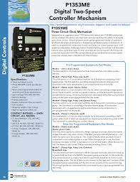 download free pdf for intermatic p1353me three circuit clock other