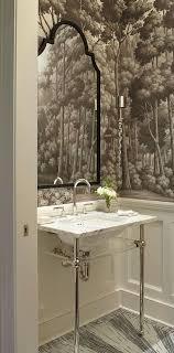 bathroom wallpaper ideas the 25 best small bathroom wallpaper ideas on half