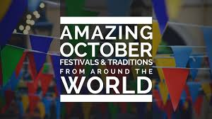 4 amazing october festivals traditions from around the world