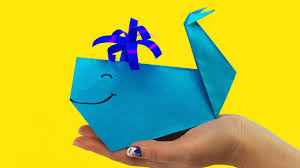 5 minutes crafts from paper for kids diy paper fish family