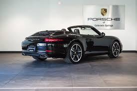 porsche 911 black edition 2016 porsche 911 black edition for sale in colorado