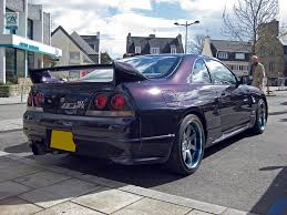 nissan skyline r33 gtr midnight purple silvia spec r flickr