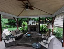Covered Patio Design Pergola And Patio Cover Pictures Gallery Landscaping Network