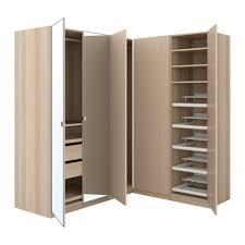 armadio altezza 210 pax guardaroba angolare 210 160x201 cm ikea