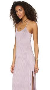 free people she moves maxi dress dusty purple in purple lyst