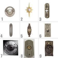 Exterior Door Bells 18 Best Doorbells And Knockers Images On Pinterest Door Knockers