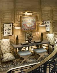 Corcoran Interior Design Christopher Corcoran U0027s 2nd Floor Landing 2009 Kips Bay Show House
