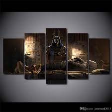 2017 egypt mummy movie home decor wall art canvas pictures for