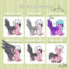 Design A Meme - oc design meme by skeleion on deviantart