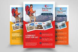 island brochure template tour travel agency flyer template flyer templates creative market