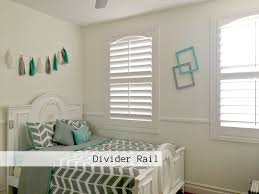 Bedroom Wall On Rail Divider Plantation Shutters Ontario Window Shutters Installation Southern