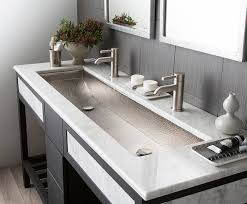 double trough sink for bathroom u2013 how to choose the best design
