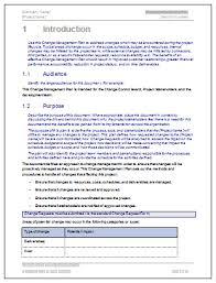 change management plan download ms word u0026 excel templates