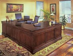 U Shaped Desk 7684 57 Rue De Lyon Home Office Executive U Desk Dmi Office