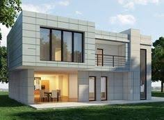 Small Contemporary House Designs Did You Know That This Small Modern House Design Has 4 Bedrooms